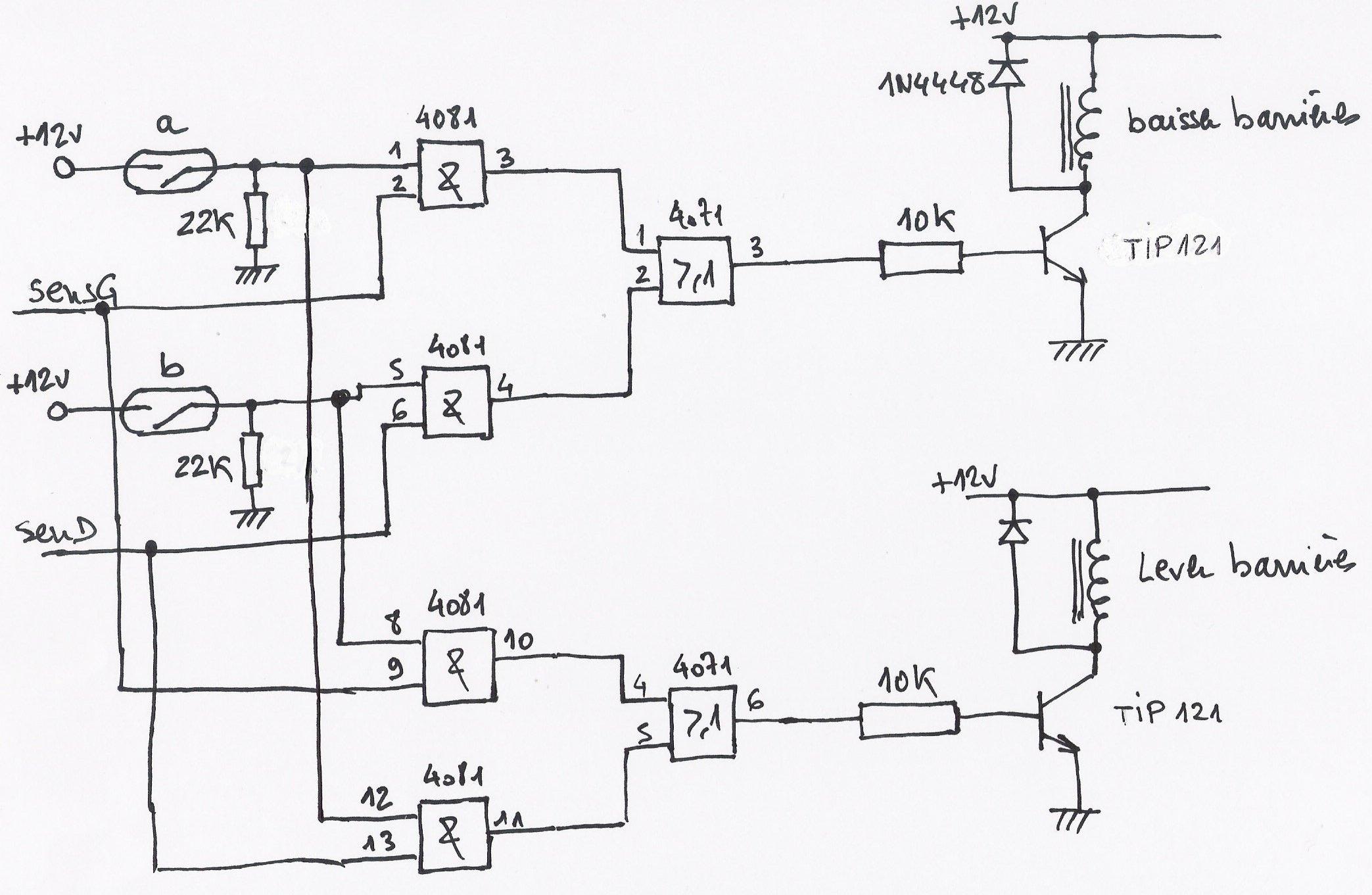 Logique cabl e for Les circuit logique